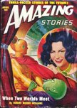 Amazing Stories, April 1950