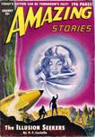Amazing Stories, August 1950