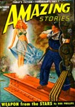 Amazing Stories, October 1950