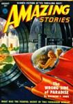 Amazing Stories, August 1951