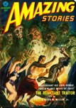 Amazing Stories, January 1952