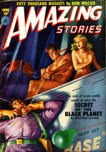 Amazing Stories, June 1952