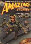 Amazing Stories, July 1952
