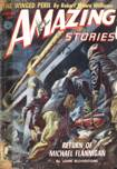 Amazing Stories, August 1952