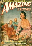 Amazing Stories, March 1953