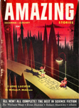 Amazing Stories, December 1953