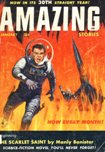 Amazing Stories, January 1956