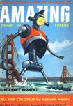 Amazing Stories, February 1956