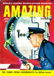 Amazing Stories, June 1956