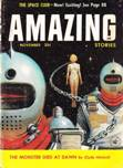 Amazing Stories, November 1956