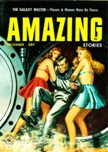Amazing Stories, December 1956