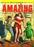 Amazing Stories, January 1957