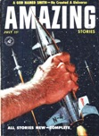Amazing Stories, July 1957