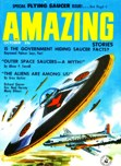 Amazing Stories, October 1957