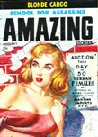 Amazing Stories, January 1958