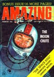 Amazing Stories, March 1958