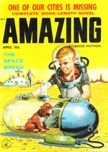 Amazing Stories, April 1958