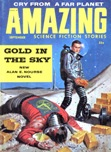 Amazing Stories, September 1958