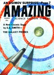 Amazing Stories, March 1959