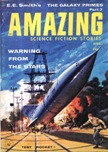Amazing Stories, April 1959