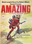 Amazing Stories, November 1959