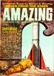 Amazing Stories, March 1960