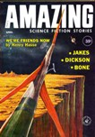 Amazing Stories, April 1960