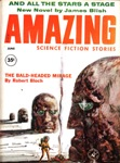 Amazing Stories, June 1960