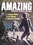 Amazing Stories, July 1960