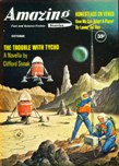 Amazing Stories, October 1960