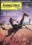 Amazing Stories, November 1960