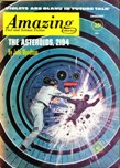 Amazing Stories, January 1961