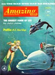 Amazing Stories, August 1961