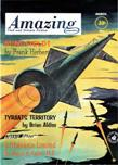 Amazing Stories, March 1962