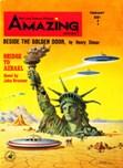 Amazing Stories, February 1964