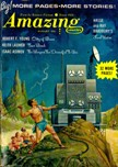 Amazing Stories, August 1965