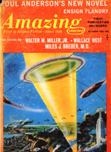Amazing Stories, October 1966