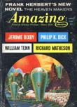 Amazing Stories, April 1967