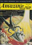 Amazing Stories, March 1970