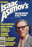 Isaac Asimov's Science Fiction Magazine, Fall 1977