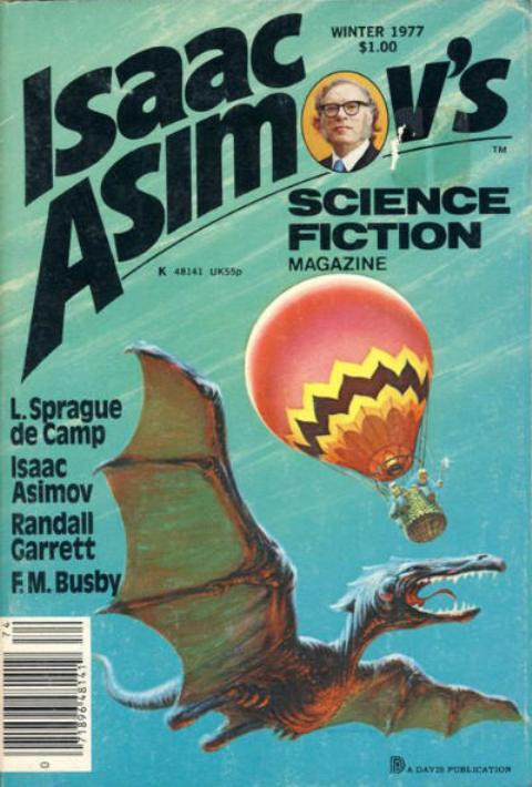 Isaac Asimov's Science Fiction Magazine, Winter 1977