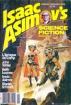 Isaac Asimov's Science Fiction Magazine, January 1978