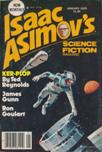 Isaac Asimov's Science Fiction Magazine, January 1979