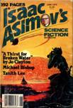 Isaac Asimov's Science Fiction Magazine, June 1979