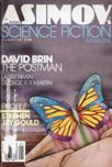 Isaac Asimov's Science Fiction Magazine, November 1982