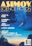 Isaac Asimov's Science Fiction Magazine, September 1984