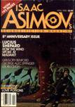 Isaac Asimov's Science Fiction Magazine, April 1985