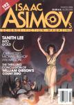 Isaac Asimov's Science Fiction Magazine, March 1986