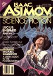 Isaac Asimov's Science Fiction Magazine, August 1986