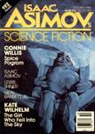 Isaac Asimov's Science Fiction Magazine, October 1986